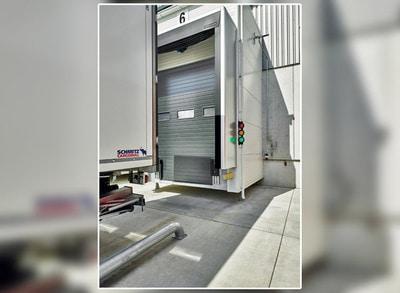 Système d'assistance à l'accostage DAP d'Hörmann : l'assurance d'une logistique fluide, sans faille et en toute sécurité Batiweb