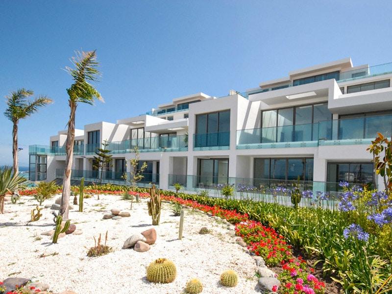 Balcony Suites : fenêtre ouverte sur la baie de Tanger