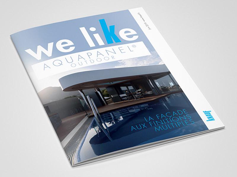 GUIDE AQUAPANEL® OUTDOOR : une offre complète de solutions d'ite pour une conception sans limite