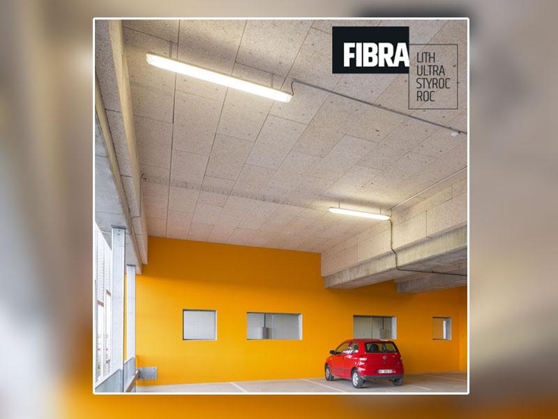 Des projets d'isolation en sous-face de dalles ? Knauf vous présente sa gamme KNAUF FIBRA, des produits à base de laine de bois dédiés à l'isolation des sous-faces de dalles - Batiweb
