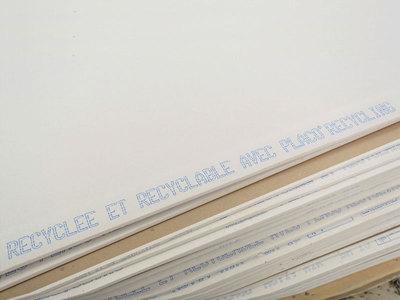 Marquage des plaques de plâtre : PLACO® RECYCLING au service des artisans Batiweb