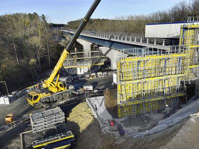 Construction de pont avec BIM Batiweb