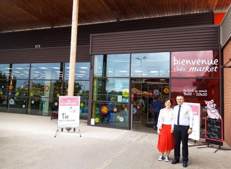 Le Carrefour Market L'Isle Jourdain intègre la collecte sous vide des condensats dans une vision à long terme