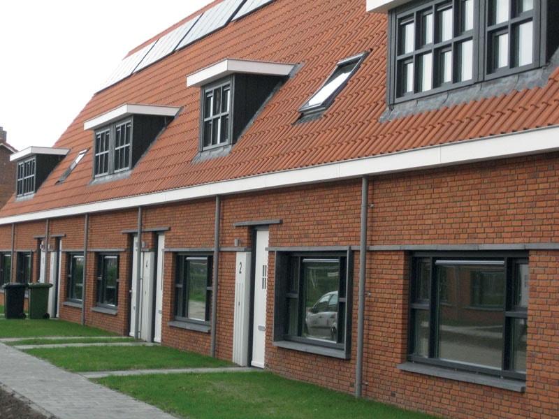 À Noorderhoek (Pays-Bas), un nouvel Éco-Quartier résidentiel intègre les innovations Evac