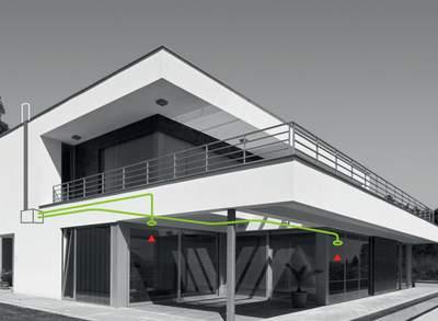 Ubbink lance son offre pour l'équipement de centrales simple-flux ! Batiweb