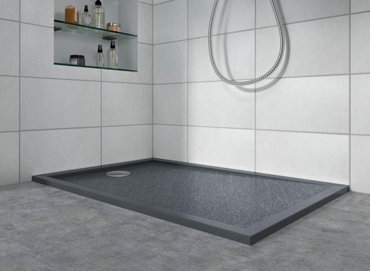 Salle de bains : La nouvelle gamme de receveurs en Mineral Composite ATENA par CAREA® : plus légers et plus économiques