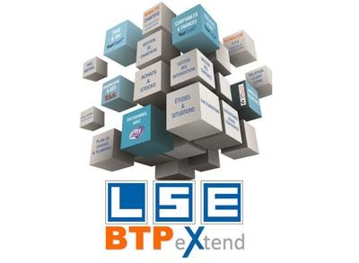 LSE BTP eXtend Batiweb