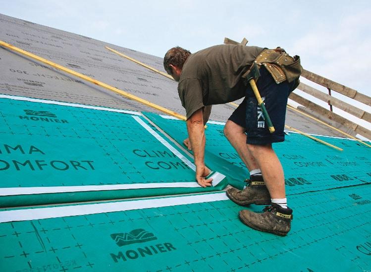 CLIMA COMFORT® : la solution d'isolation de toiture par l'extérieur la plus performante de sa catégorie