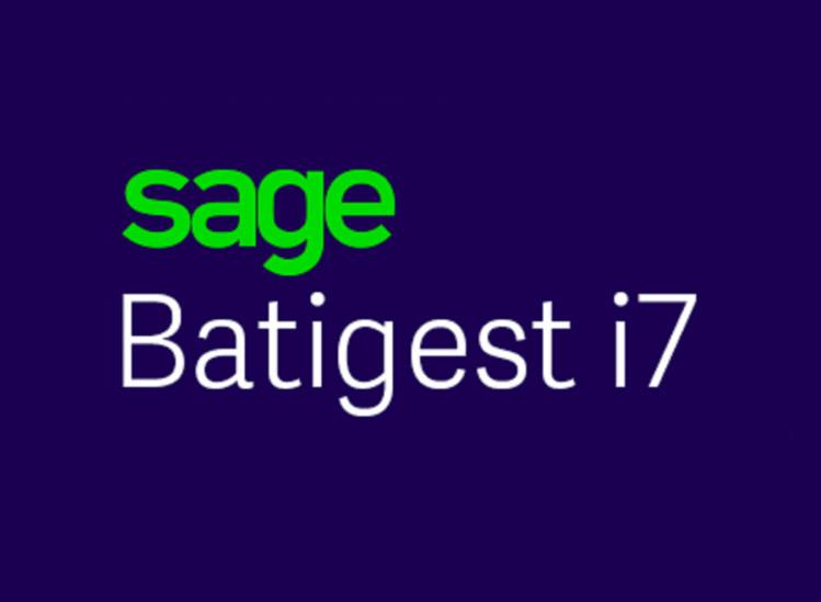Découvrez la nouvelle version de Sage Batigest i7 Batiweb