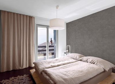 SANEO® BÉTON MURAL : pour décorer et purifier l'air intérieur Batiweb