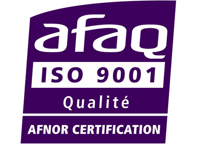 EDILTECO® FRANCE obtient une nouvelle certification ISO 9001