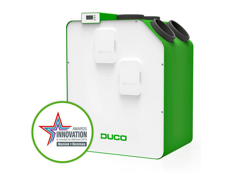Duco, toujours moteur de l'innovation lors du Mondial du Bâtiment 2019 - Batiweb
