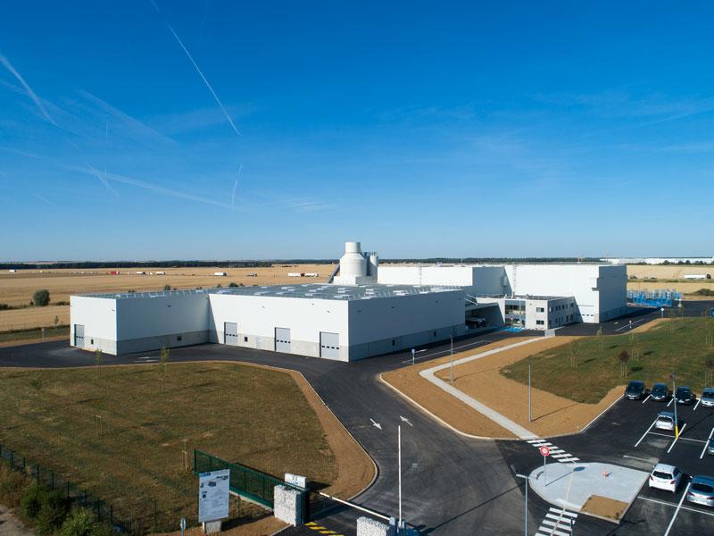 Nouvelle usine de Prémurs à Vernouillet (28) : KP1, un acteur du bâtiment engagé dans l'économie locale