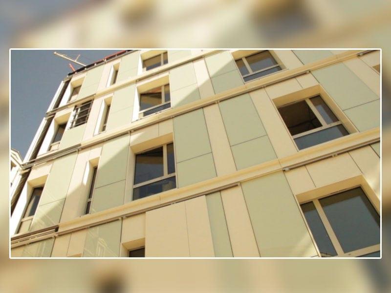 FAÇADE F4, le système constructif hautes performances ISOVER ET PLACO®