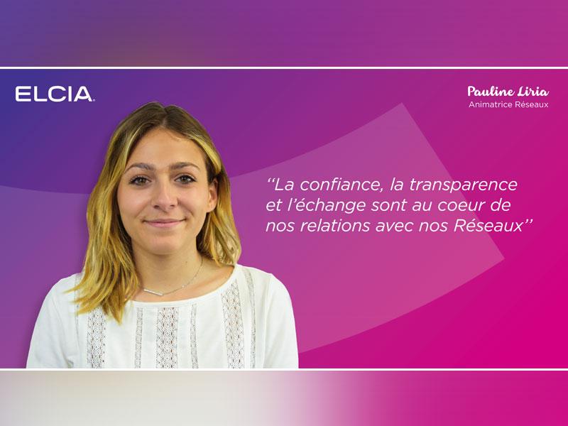Nominations - Pauline LIRIA, nouvelle Animatrice Réseaux