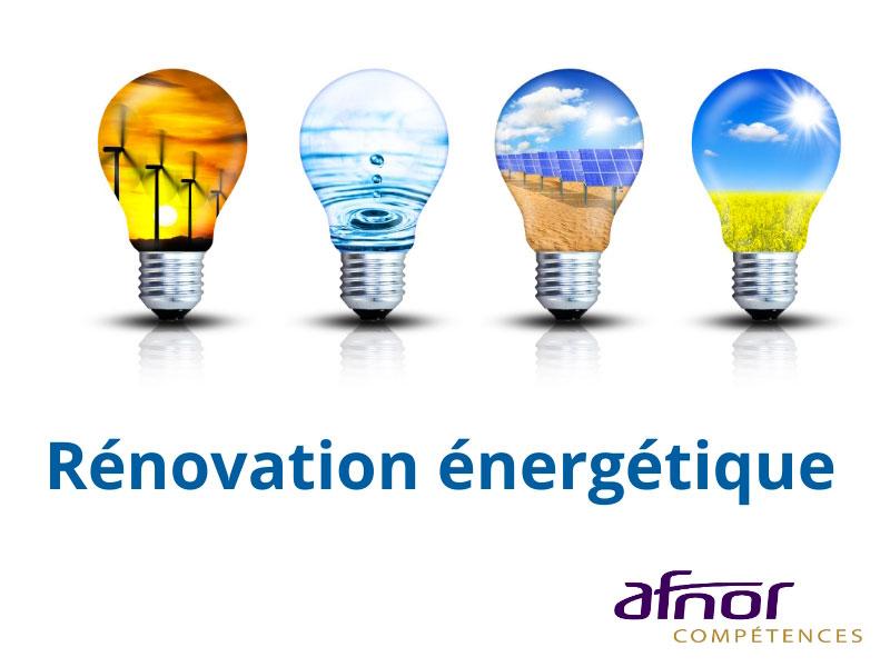 Rénovation énergétique : se former pour bien conseiller