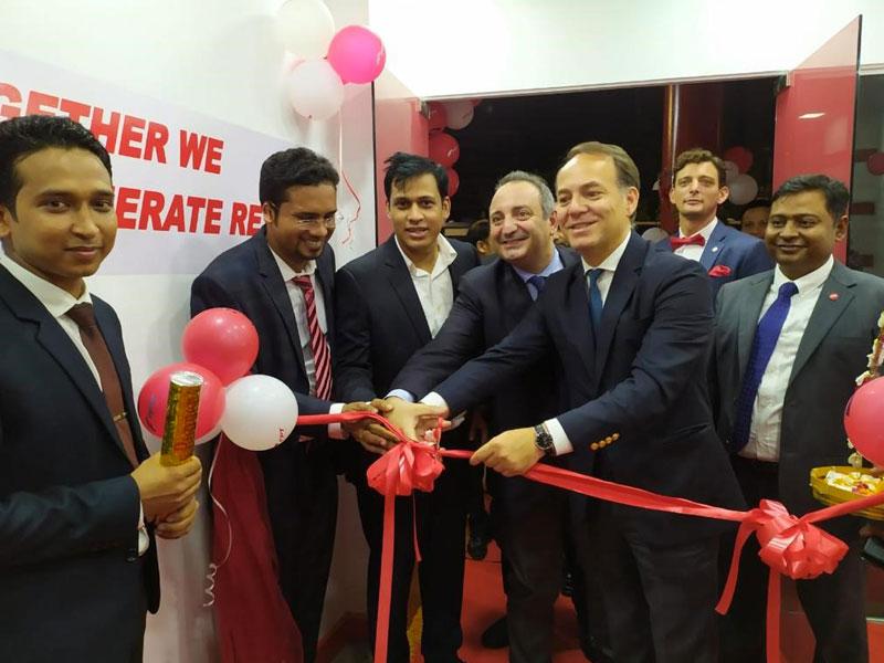 FPT INDUSTRIAL désigne un nouveau distributeur au Bangladesh - Batiweb