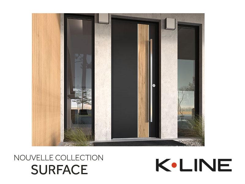 K•LINE - NOUVELLE COLLECTION SURFACE : le design et l'élégance à l'état pur - Batiweb