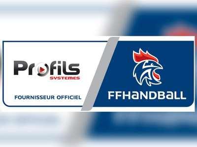 PROFILS SYSTEMES fournisseur officiel de la Fédération Française et de l'équipe de France Masculine de Handball Batiweb