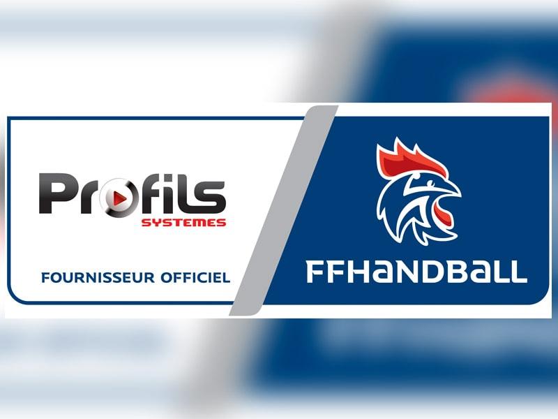 PROFILS SYSTEMES fournisseur officiel de la Fédération Française et de l'équipe de France Masculine de Handball - Batiweb