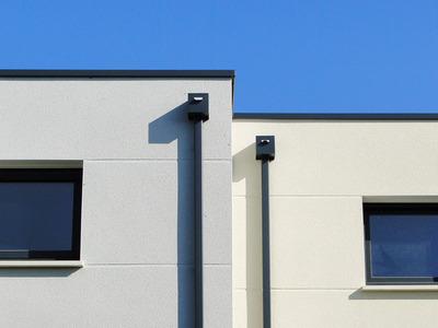 La boîte à eau Araltec, la solution esthétique pour les toits-terrasses ! Batiweb