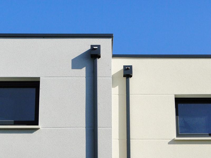 La boîte à eau Araltec, la solution esthétique pour les toits-terrasses ! - Batiweb