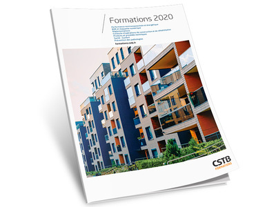 Catalogue CSTB Formations 2020 Batiweb
