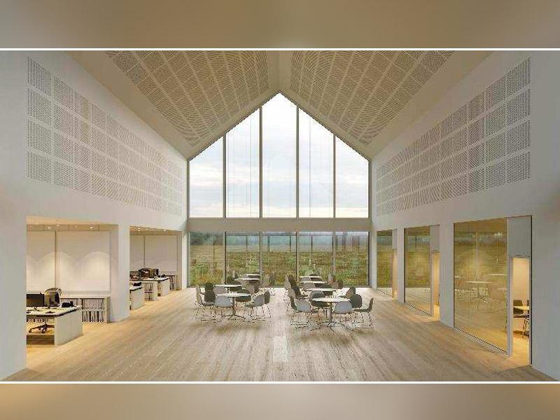 Les plafonds GYPTONE® ACTIV'AIR® s'enrichissent de 10 nouveaux motifs décoratifs : la signature de l'élégance au service de confort intérieur