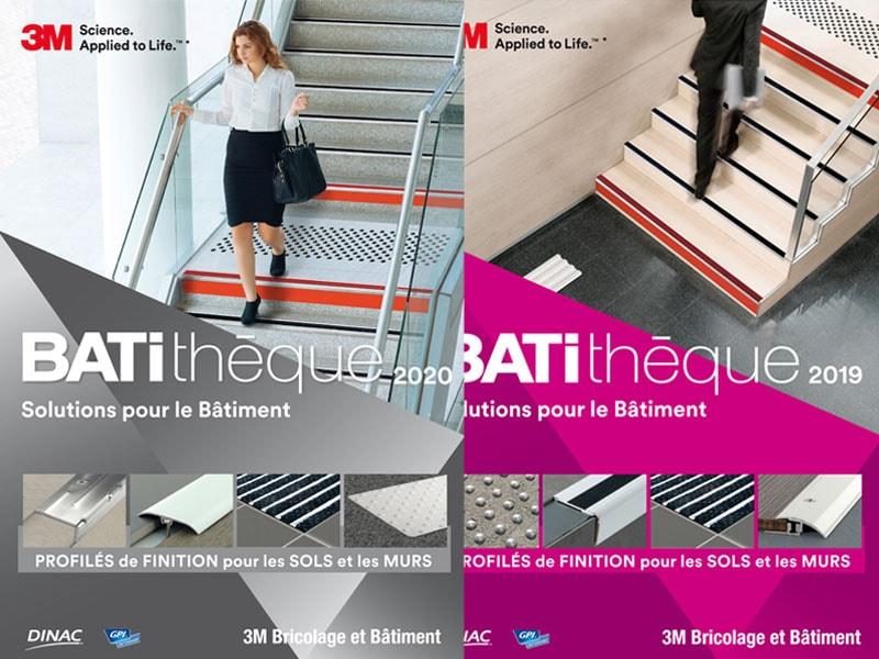Catalogue BATITHÈQUE 3M : Solutions pour le Bâtiment