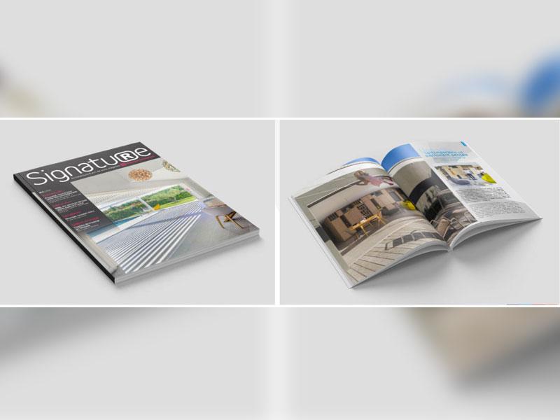 PROFILS SYSTEMES vous dévoile son magazine d'architecture et d'art de vivre signature #6 - Batiweb