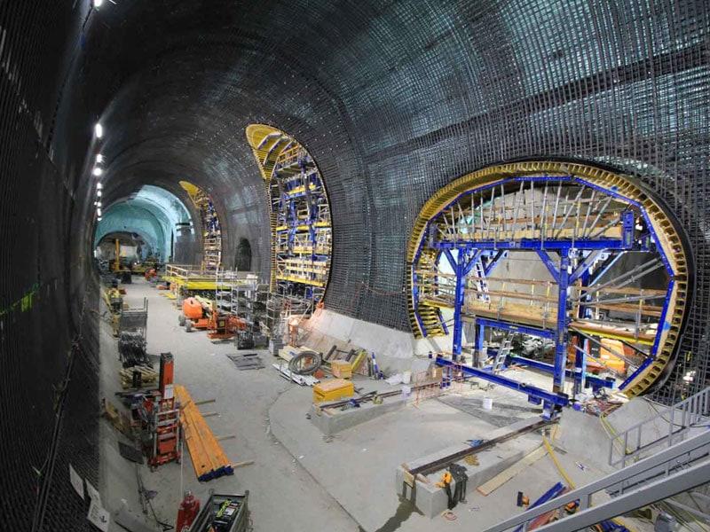 Le Métro de Sydney : le plus grand projet de transport public australien Batiweb