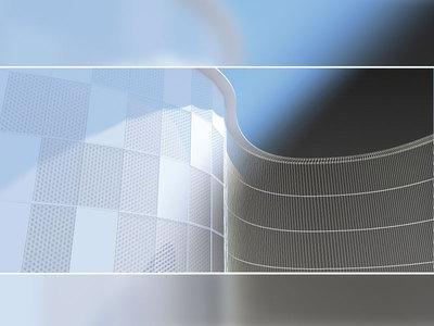 HI-MACS Exteria® - Les façades de bâtiments ne seront plus jamais les mêmes Batiweb