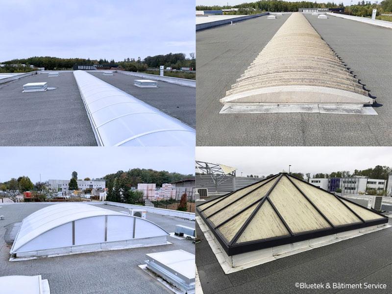 SUEZ EAU FRANCE à Épinal (88) : une rénovation tout en lumière - Batiweb