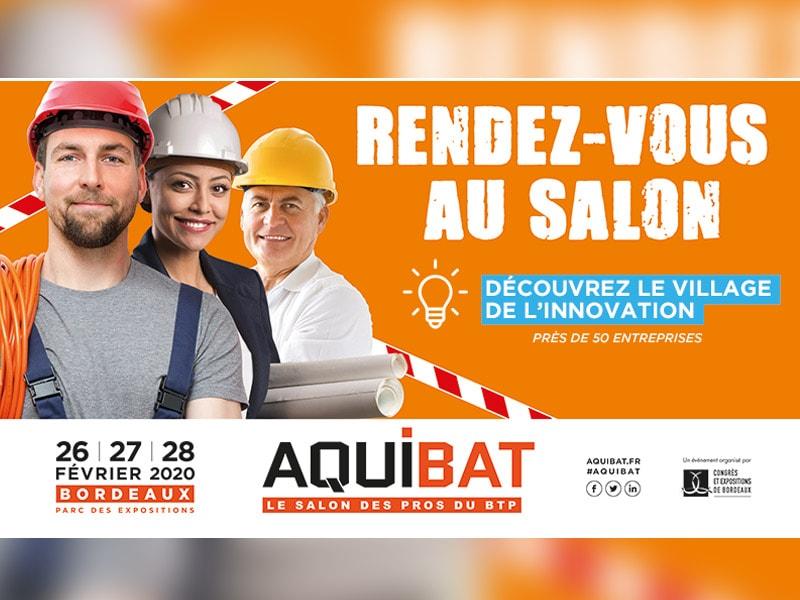 L'innovation au coeur de l'édition 2020 pour construire les bâtiments de demain ! - Batiweb