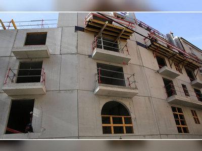 Les solutions hors site de KP1 sur un programme de logements ultra-urbain à Puteaux (92) : répondre au manque de place sur chantier et réduire les nuisances pour les riverains Batiweb