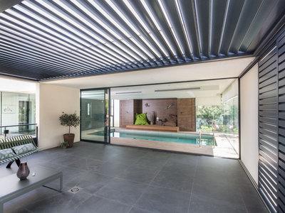 Villa en transparence au pied de la Gardiole Batiweb
