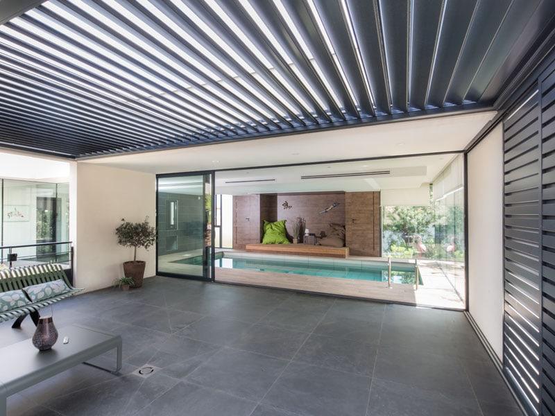 Villa en transparence au pied de la Gardiole - Batiweb