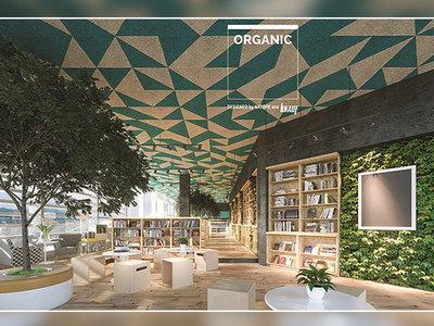 À la recherche de solutions pour habiller vos espaces d'une touche artistique personnelle et audacieuse, découvrez Organic Creative ! Batiweb