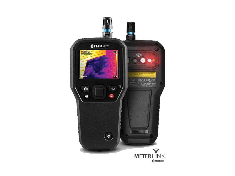 FLIR lance son premier système d'inspection thermique des bâtiments : le FLIR MR277 - Batiweb