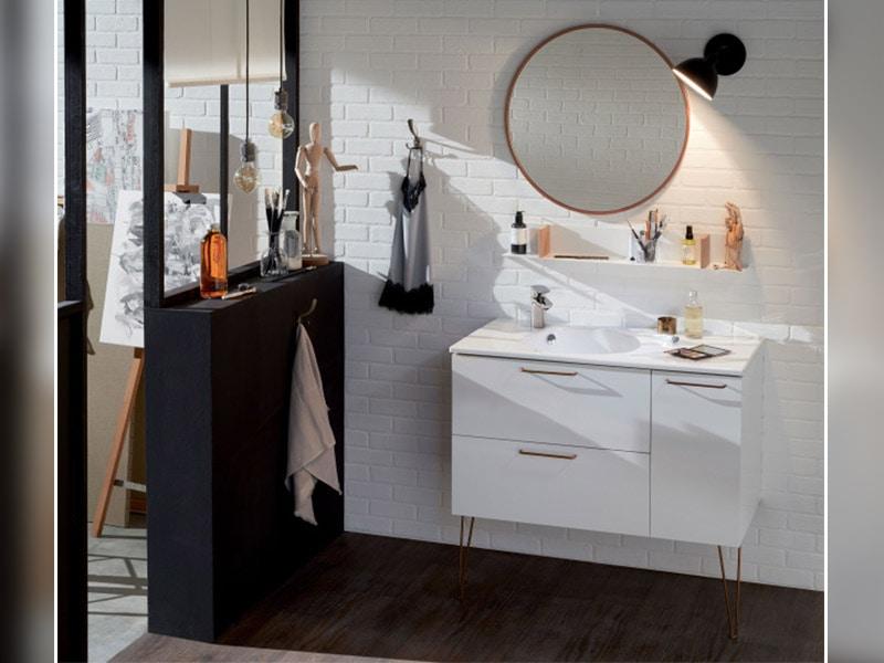 Odéon Rive Gauche pour une salle de bains personnalisée - Batiweb