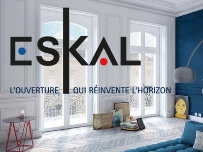 ESKAL, une fenêtre d'exception au design unique Batiweb