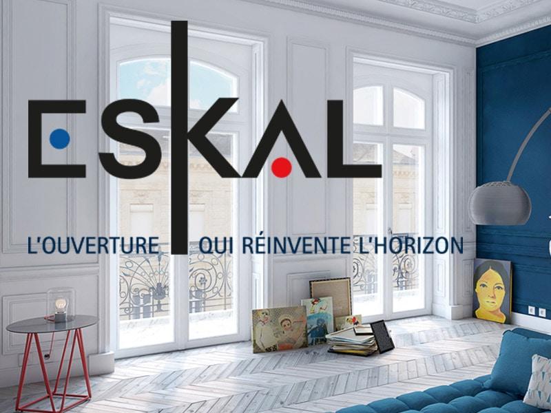 ESKAL, une fenêtre d'exception au design unique - Batiweb
