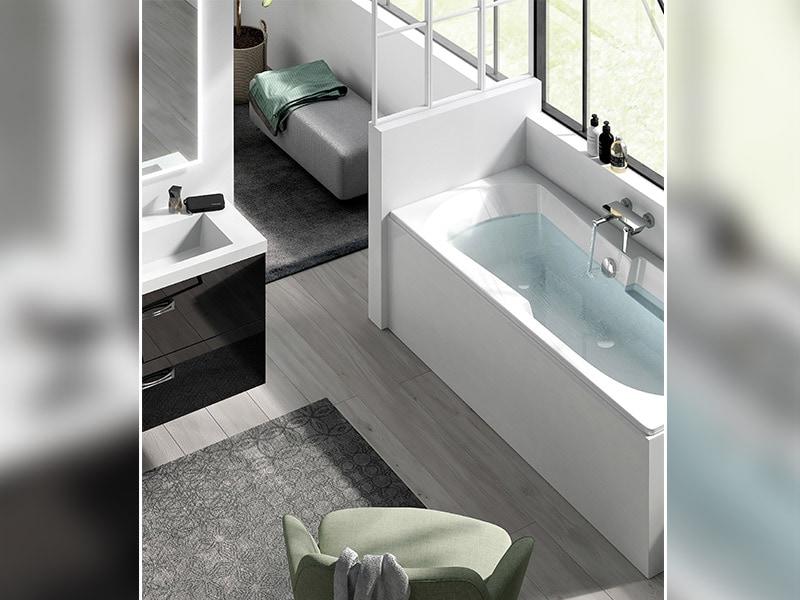Imaginer la baignoire de demain, adaptée aux usages de chacun - Batiweb
