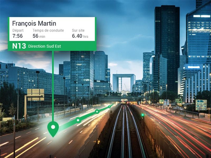 Guide d'achat : choisir son système de géolocalisation de véhicules - Batiweb