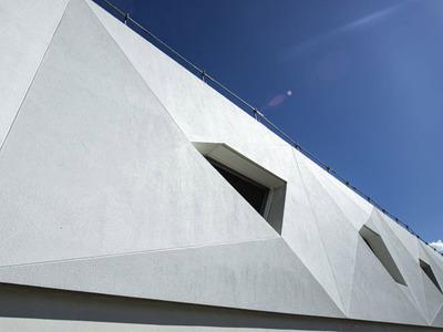 Créateurs de façades ? Tout est permis avec Aquapanel® Outdoor de Knauf Batiweb