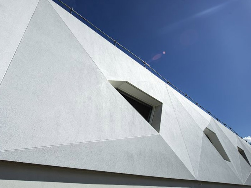 Créateurs de façades ? Tout est permis avec Aquapanel® Outdoor de Knauf - Batiweb