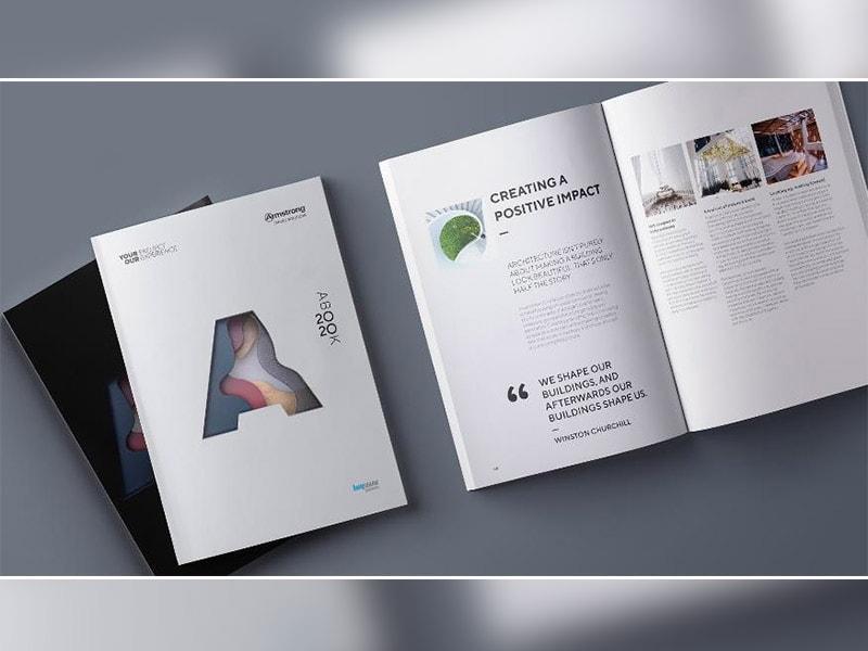 """Le nouveau carnet d'inspiration """" A BOOK 2020 """" est disponible - Batiweb"""
