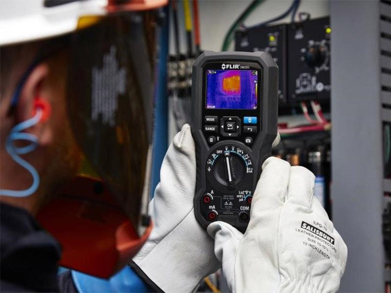Raisons pour lesquelles les dispositifs de thermographie conviennent aux électriciens - Batiweb