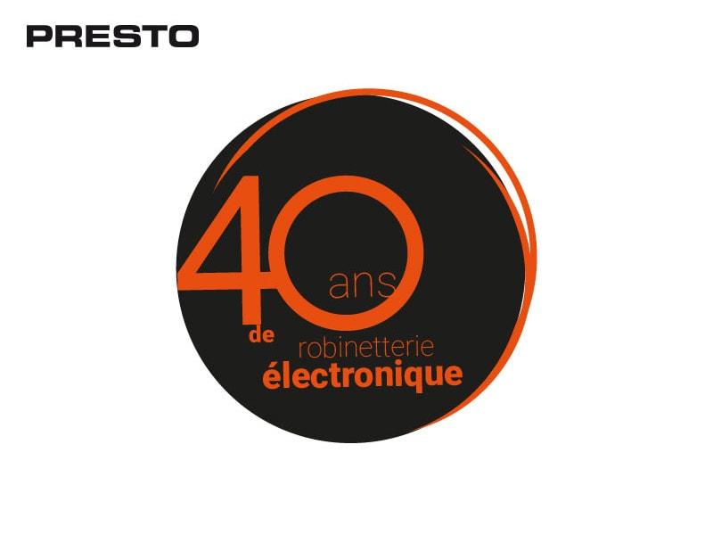 PRESTO: 40 ans de robinetterie électronique pour vous garantir une hygiène parfaite - Batiweb