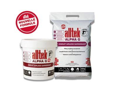 Faites entrer Alltek Alpha G sur vos chantiers! Batiweb